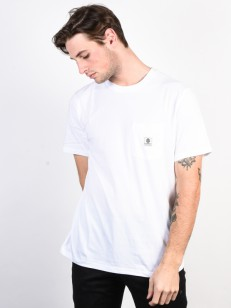 ELEMENT triko BASIC LABEL OPTIC WHITE