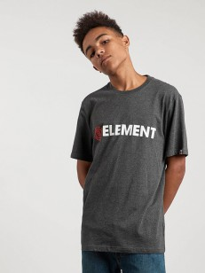 ELEMENT triko BLAZIN CHARCOAL HEATHER