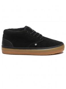ELEMENT boty PRESTON BLACK GUM