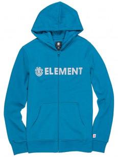 ELEMENT mikina BLAZIN BLUE STEEL