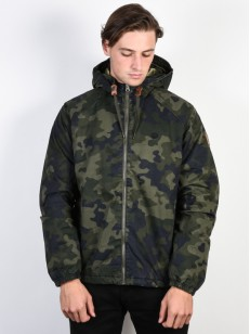 ELEMENT bunda ALDER BARK CAMO