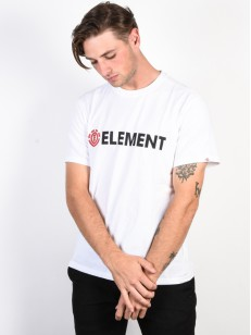 ELEMENT triko BLAZIN OPTIC WHITE