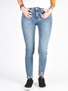 RVCA kalhoty DAYLEY AGED INDIGO