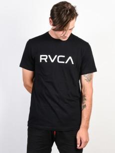 RVCA tričko BIG RVCA BLACK