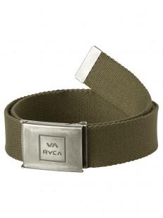RVCA pásek FALCON WEB OLIVE