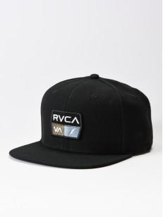RVCA kšiltovka 9VOLT BLACK