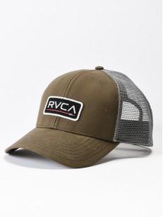 RVCA kšiltovka TICKET OLIVE