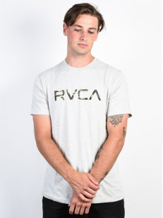 RVCA tričko BIG RVCA SNOW MARLE