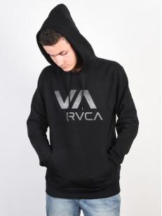 RVCA mikina VA RVCA BLACK