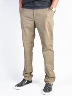 RVCA kalhoty DAGGERS CHINO WOOD