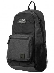 RVCA batoh ESTATE CHARCOAL HEATHER