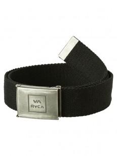 RVCA pásek FALCON WEB BLACK