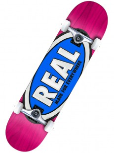 REAL komplet TEAM OVAL PIN