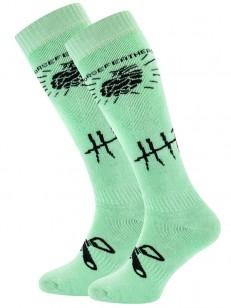 HORSEFEATHERS ponožky BEEROLOGY THERMOLITE misty j
