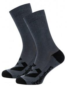 HORSEFEATHERS ponožky LOBY CREW gray