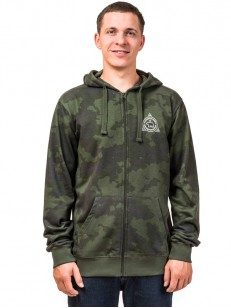 HORSEFEATHERS mikina GRIZZLY cloud camo