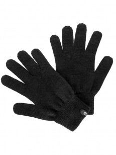 HORSEFEATHERS rukavice FIVEFINGER GLOVES black