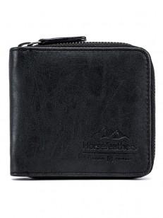 HORSEFEATHERS peněženka THEO black