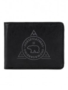 HORSEFEATHERS peněženka REECE black