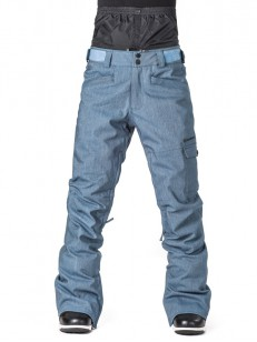 HORSEFEATHERS nohavice ALBA light denim