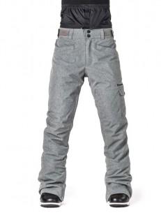 HORSEFEATHERS kalhoty EVE gray melange