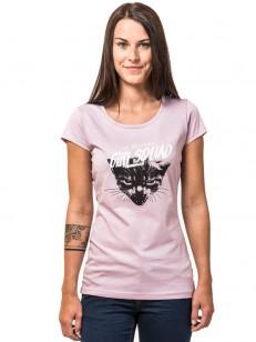 HORSEFEATHERS tričko BEAST lilac