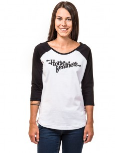 HORSEFEATHERS tričko CALLA black