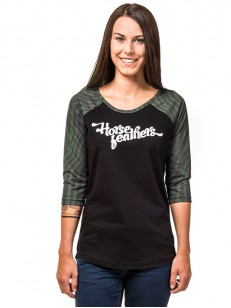 HORSEFEATHERS tričko CALLA zebra