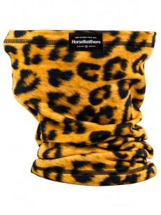 HORSEFEATHERS nákrčník NECK WARMER II cheetah