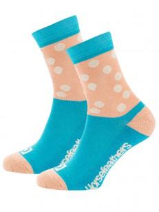 HORSEFEATHERS ponožky ZELDA blue