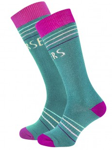 HORSEFEATHERS ponožky ARWEN bluegrass