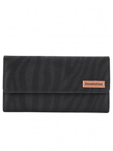 HORSEFEATHERS peněženka FREYA black