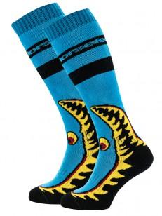 HORSEFEATHERS ponožky SHARK blue