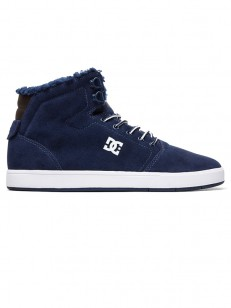 DC boty CRISIS HIGH WNT NAVY/KHAKI