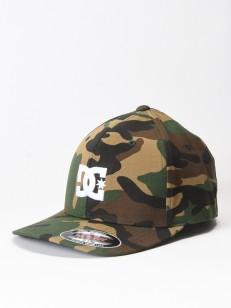 DC kšiltovka CAP STAR 2 CAMO