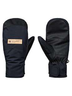 DC rukavice FRANCHISE BLACK