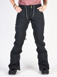 DC kalhoty VIVA BIO WASH BLACK