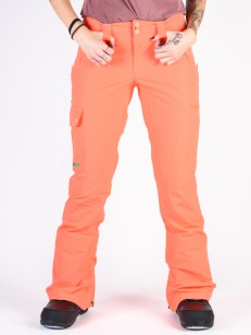 DC kalhoty RECRUIT FIERY CORAL