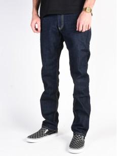 DC kalhoty WORKER STRAIGHT INDIGO RINSE