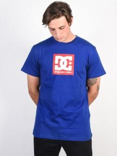DC triko SQUARE STAR SODALITE BLUE