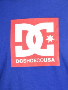 3f2b157c477 DC tričko SQUARE STAR SODALITE BLUE   TempleStore.sk