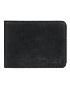 QUIKSILVER peněženka SLIM VINTAGE II BLACK