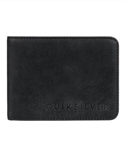 12978e150 QUIKSILVER peňaženka SLIM VINTAGE II BLACK / TempleStore.sk