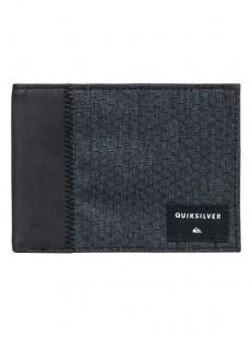 QUIKSILVER peněženka FRESHNESS PLUS4 BLACK