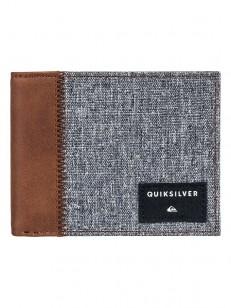 QUIKSILVER peněženka FRESHNESS PLUS4 LIGHT GREY HE