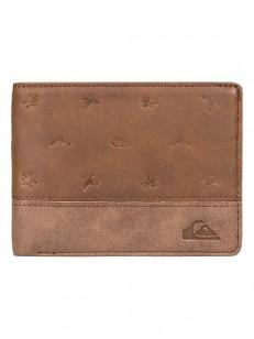 QUIKSILVER peněženka NEW CLASSICAL IV COFFEE LIQUE