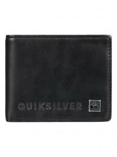 QUIKSILVER peněženka MACKVI BLACK