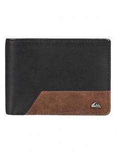 QUIKSILVER peněženka PATHWAY BLACK
