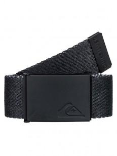 QUIKSILVER pásek THE JAMPRINT BLACK
