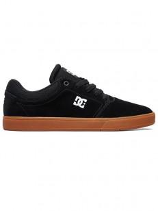 DC topánky CRISIS BLACK/WHITE/GUM